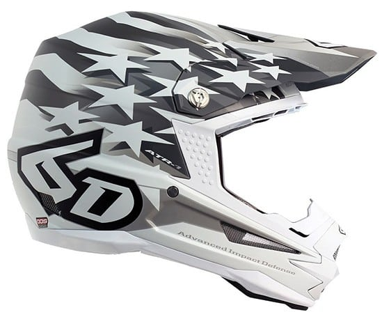 6D ATR 1 Patriot Helmet