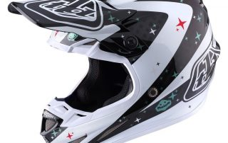 Troy Lee Designs SE4 Carbon Helmet