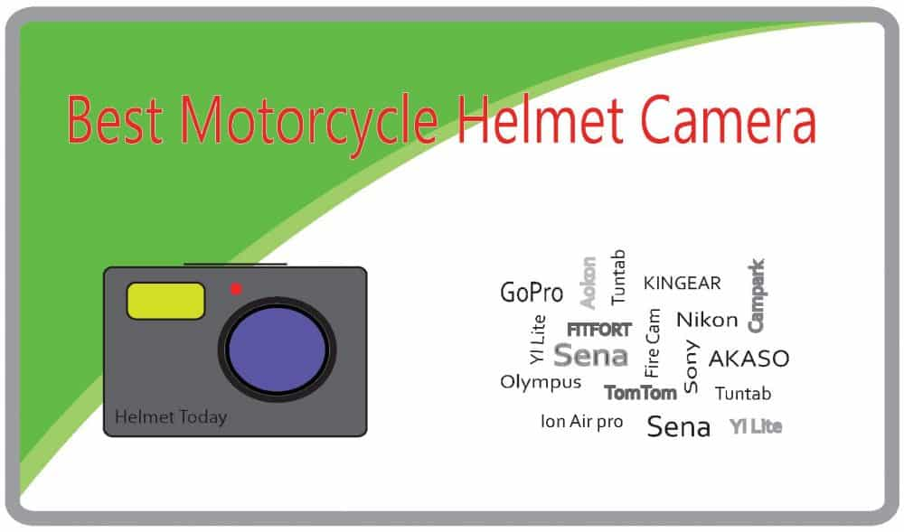 best cheap motorycle helmet camera for touring