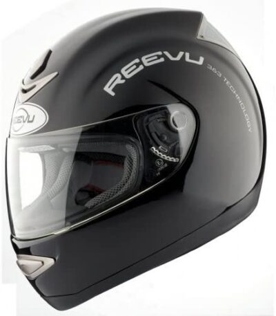 Reevu MSX1 Rear-View Motorcycle Helmet