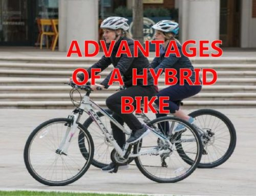 What Is The Advantages Of A Hybrid Bike