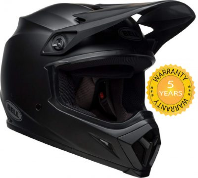 Bell MX-9 MIPS Equipped Motorcycle Helmet