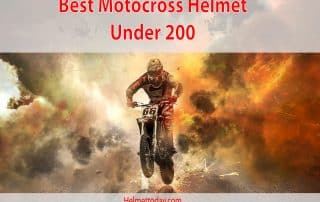 Best Motocross Helmet Under 200