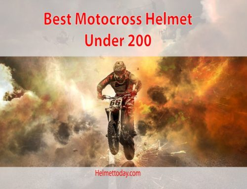 6 Best Motocross Helmet Under 200