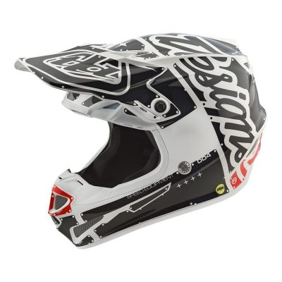 Troy Lee Designs SE4 Motocross Helmet