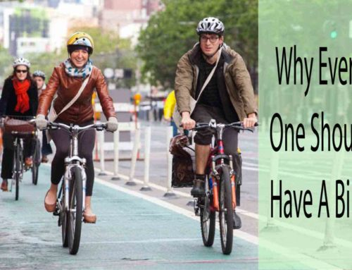 Top 9 Reason: Why Everyone Should Have A Road Bike.