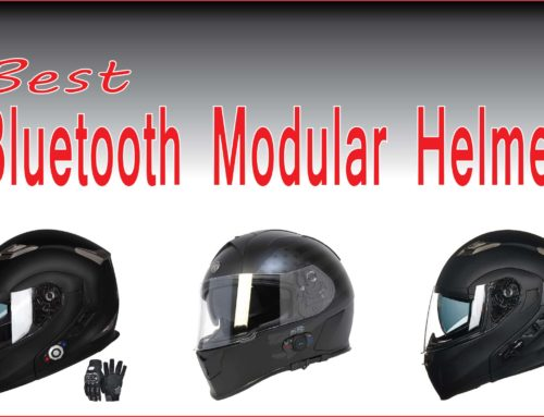 Best Bluetooth Modular Helmet 2020