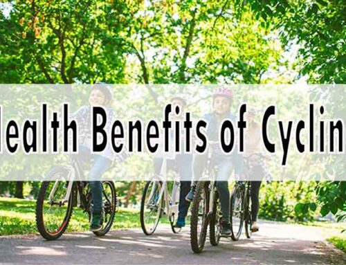 Top 6 Best Health Benefits of Cycling