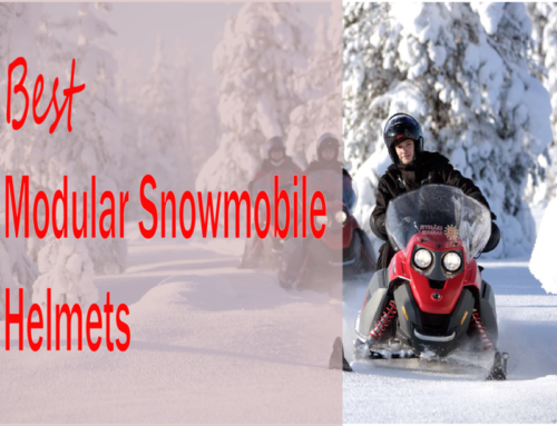 Top 10 Best Modular Snowmobile Helmets in 2020