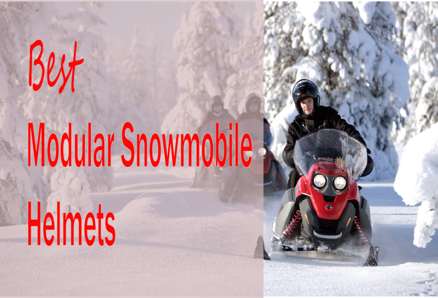 Best Modular Snowmobile Helmets