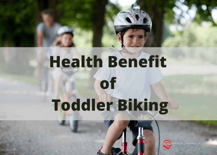 Health Benefit of Toddler Biking