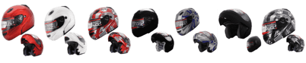 X4 Motorcycle Helmet Color