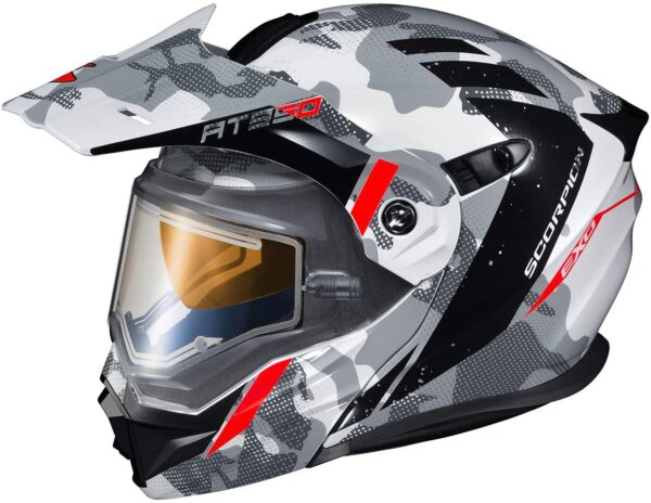 Scorpion EXO-AT950 Helmet with Electric Shield
