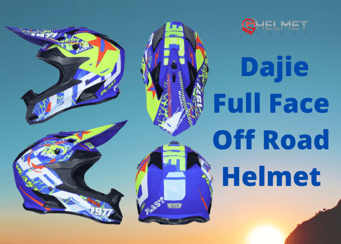Dajie Full Face Off Road Helmet Review