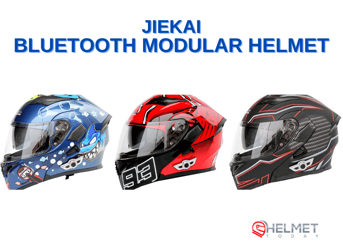 Jiekai Bluetooth Modular Helmet Reviews