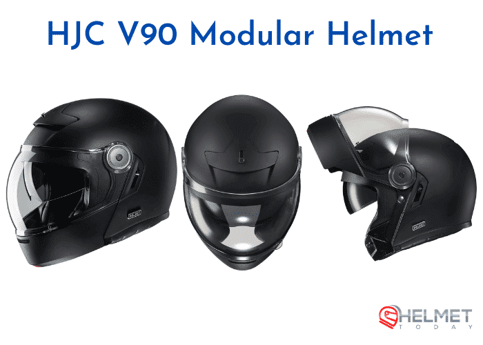 HJC V90 Modular Helmet Review