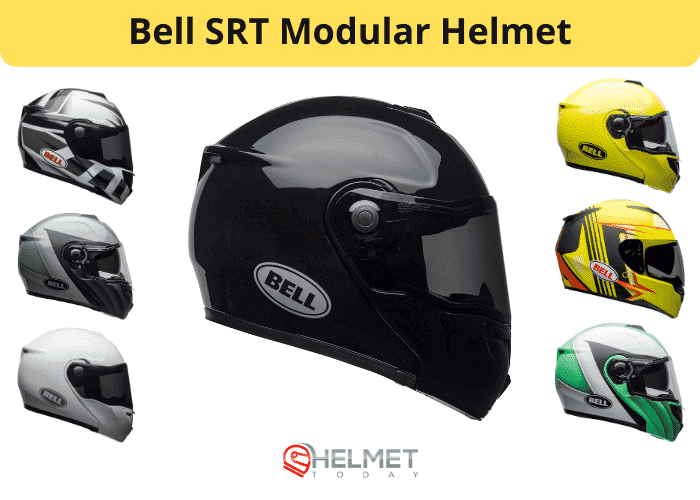 Bell SRT Full Face Modular Helmet
